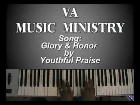 Glory and Honor by Youthful Praise