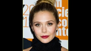 Get The Olsen Look: Elizabeth Olsen Wine Lips/ Huge Shout Out Thumbnail
