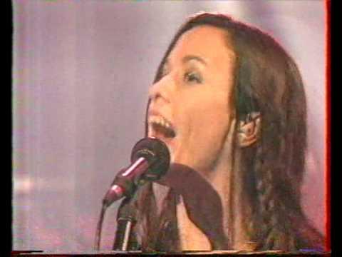Alanis Morissette Thank You Npa Live 1998 Youtube