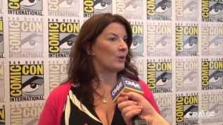 Comic-Con 2014: iZombie – Interview with Diane Ruggiero Thumbnail