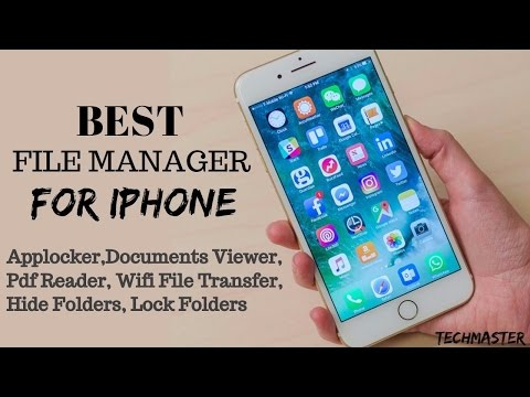 Best File Manager For Iphone Ipad Ipod Touch No Jailbreak