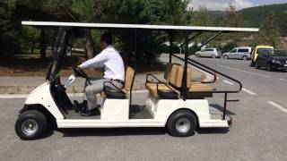 Golf Arabaları - Golf Cars