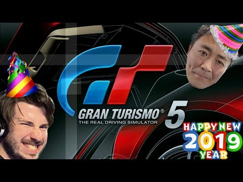 Gran Turismo 5 - Streaming Into The New Year | I-C All Golds thumbnail