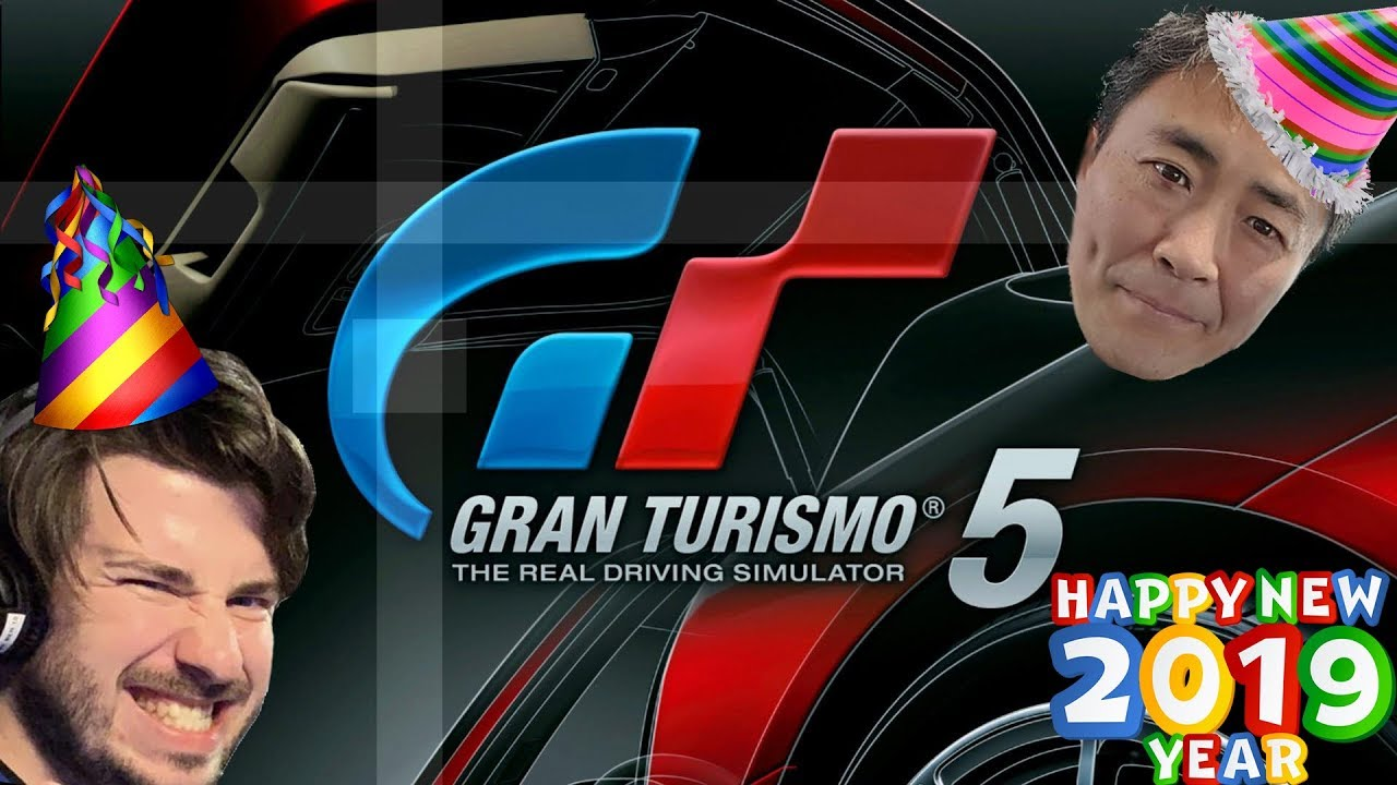 gran turismo 5 streaming into the new year i c all golds youtube