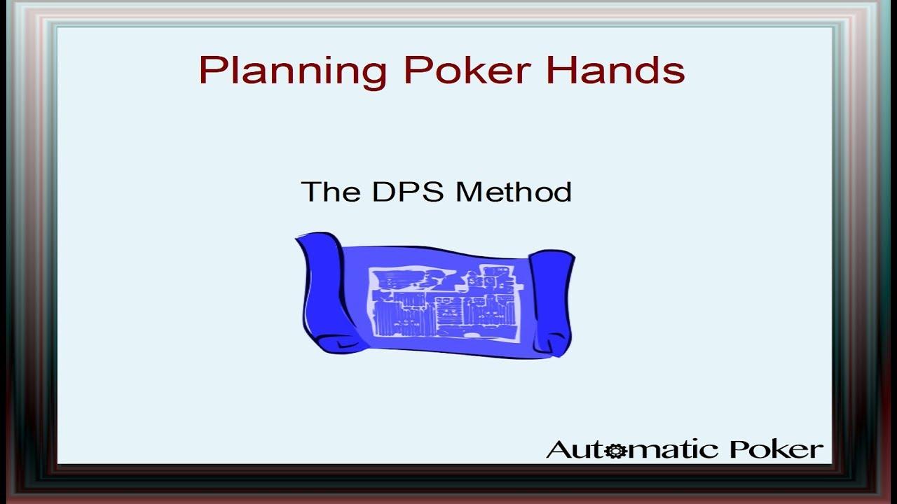 poker hands acronym