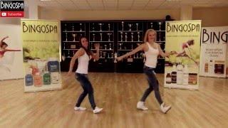 LA GOZADERA Gente De Zona ft. Marc Anthony BINGOSPA Fitness