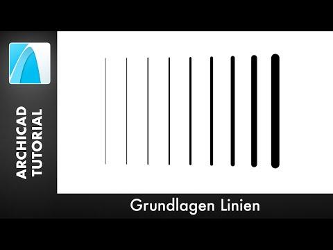 grundlagen-linien---archicad-20-[tutorial-deutsch]