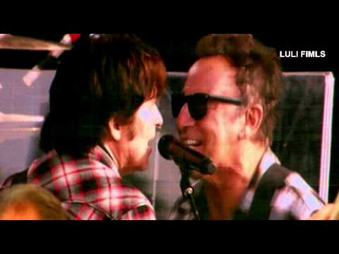 Springsteen And Fogerty - Rockin' All Over The World - Hyde Park, London, Jul 14, 2012