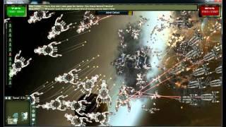 Gratuitous Space Battle - Parasite vs Berny_74 Great Tactic