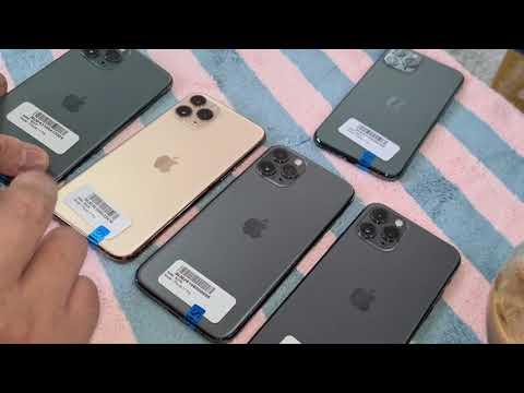Review Chi Tiết và Báo Giá iphone 11 Pro 64GB Zin nguyên bản || Tháng 10 - 2020