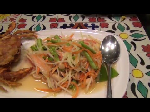 Bangkok Thailand: Restaurant review! Voted Best of Bangkok 2012 & 2013! Cheap!