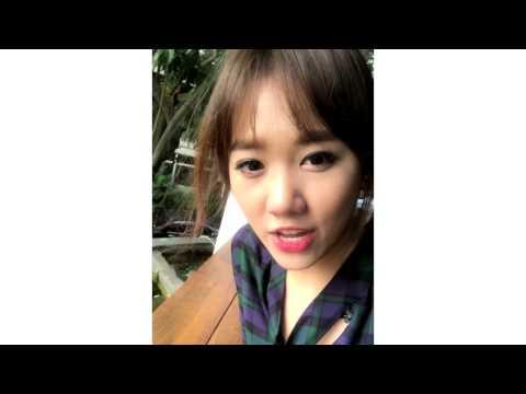Hari Won - Daily - Phỏng vấn tạp chí