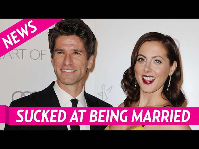 Kyle Martino Gets Candid About Eva Amurri Split  'We Really Sucked at Being Married'