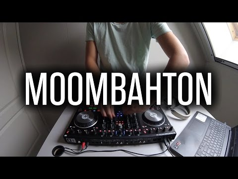 Moombahton Mix 2016 | Noble Sessions #9 by Adrian Noble | Traktor S4 MK2