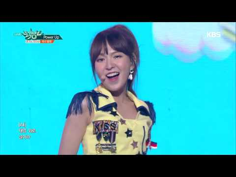뮤직뱅크 Music Bank - Power Up - 레드벨벳(Red Velvet).20180824
