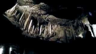 Die Höhle von Han-sur-Lesse - Ardennen / Belgien