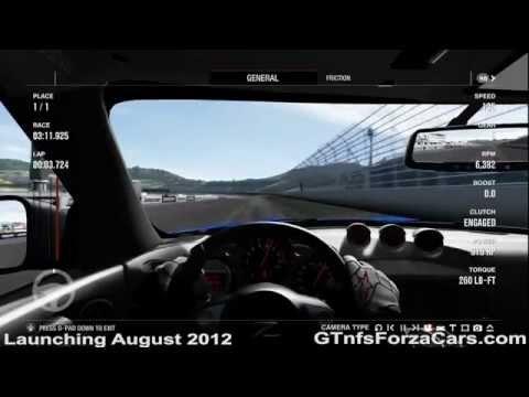 FM 4 Motegi Oval 2010 Nissan 370Z