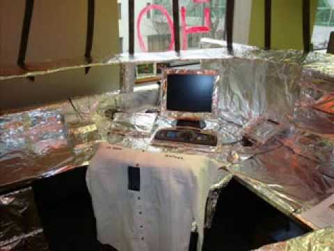 Ultimate office space ship prank youtube for Ultimate office design