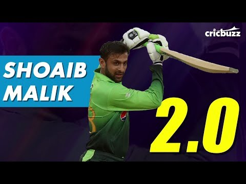 The resurgence of Shoaib Malik