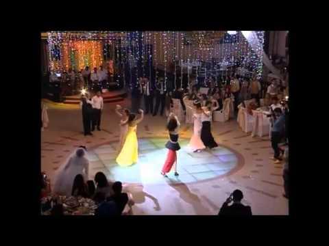 An azeri wedding of the year!!! Azeri National dance 'Arshin mal alan'