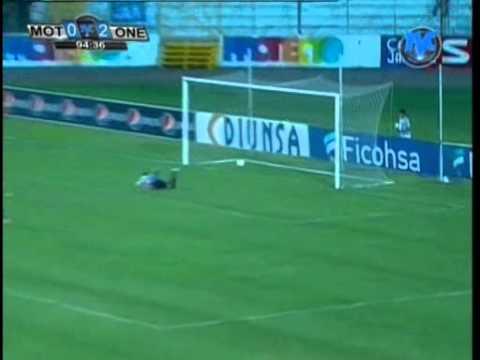 TVC- Motagua/Parrillas One: segundo gol de Parrillas One