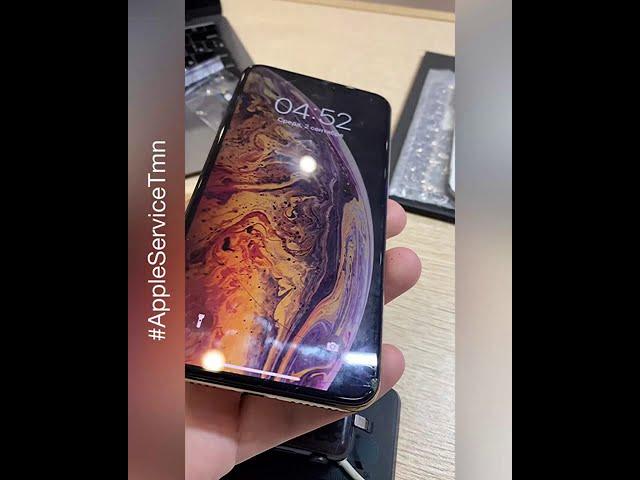 Заменить Стекло iPhone XS Max в Тюмени