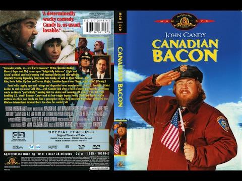 RANT - Canadian Bacon (1995) Movie Review
