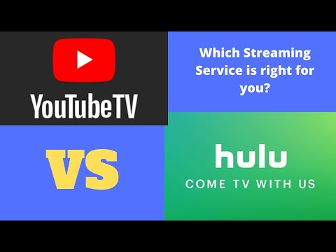 YouTube TV Vs Hulu With Live TV - Which Live TV Streaming Service Is Best?