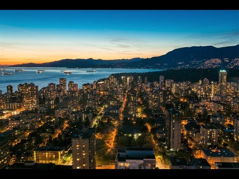 Penthouse 4701 - 938 Nelson St, Vancouver - One Wall Centre - Downtown Vancouver