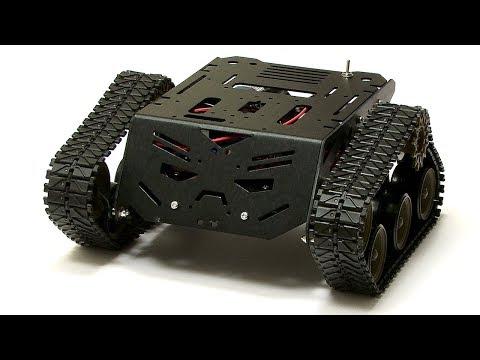 Raspberry Pi Devastator Robot #1