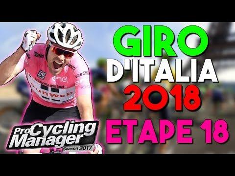 GIRO D'ITALIA 2018 - ETAPE 18 - Abbiategrasso › Prato Nevoso (PCM17)