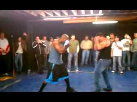 Bobby Gunn vs Ernest Jackson (Jay Z's Bodyguard)