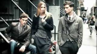Mathias Lauridsen in Breuninger Magazine: Shooting in New York Fall/Winter 2011 Thumbnail