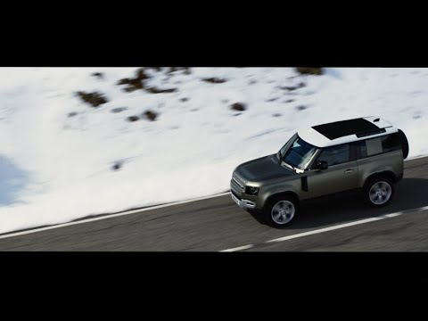 New Land Rover Defender – Drive Review
