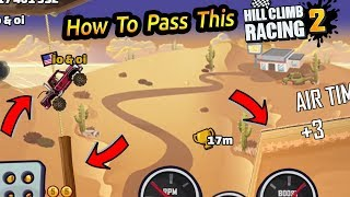 Hill Climb Racing 2 Are You Stuck Here ?? 😡😡