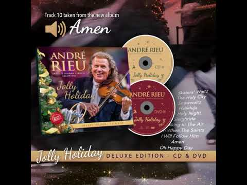 Exclusive Preview: Amen. From André's upcoming album Jolly Holiday