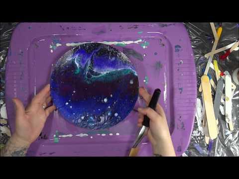 How I Varnish- Paint Brush I use & High Gloss Varnish (68)