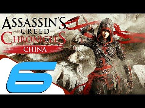 Assassin's Creed Chronicles China - Walkthrough Part 6 - The Snake & Hunted
