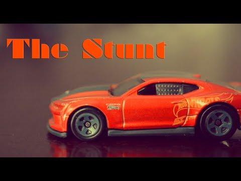 Hot Wheels Movie Trailer (The Stunt)