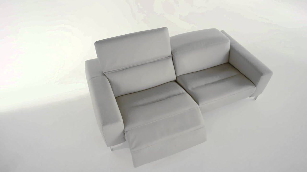 Grand canap 3 places pluriel youtube - Chaise cuir roche bobois ...