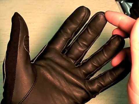 Office & School Supplies Open-Minded Male Genuine Leather Glove Deer Skin Leather Driver Glove Motorcycle Leather Glove Deerskin Men Leather Driving Glove