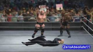 Wrestlemania 23 GSH