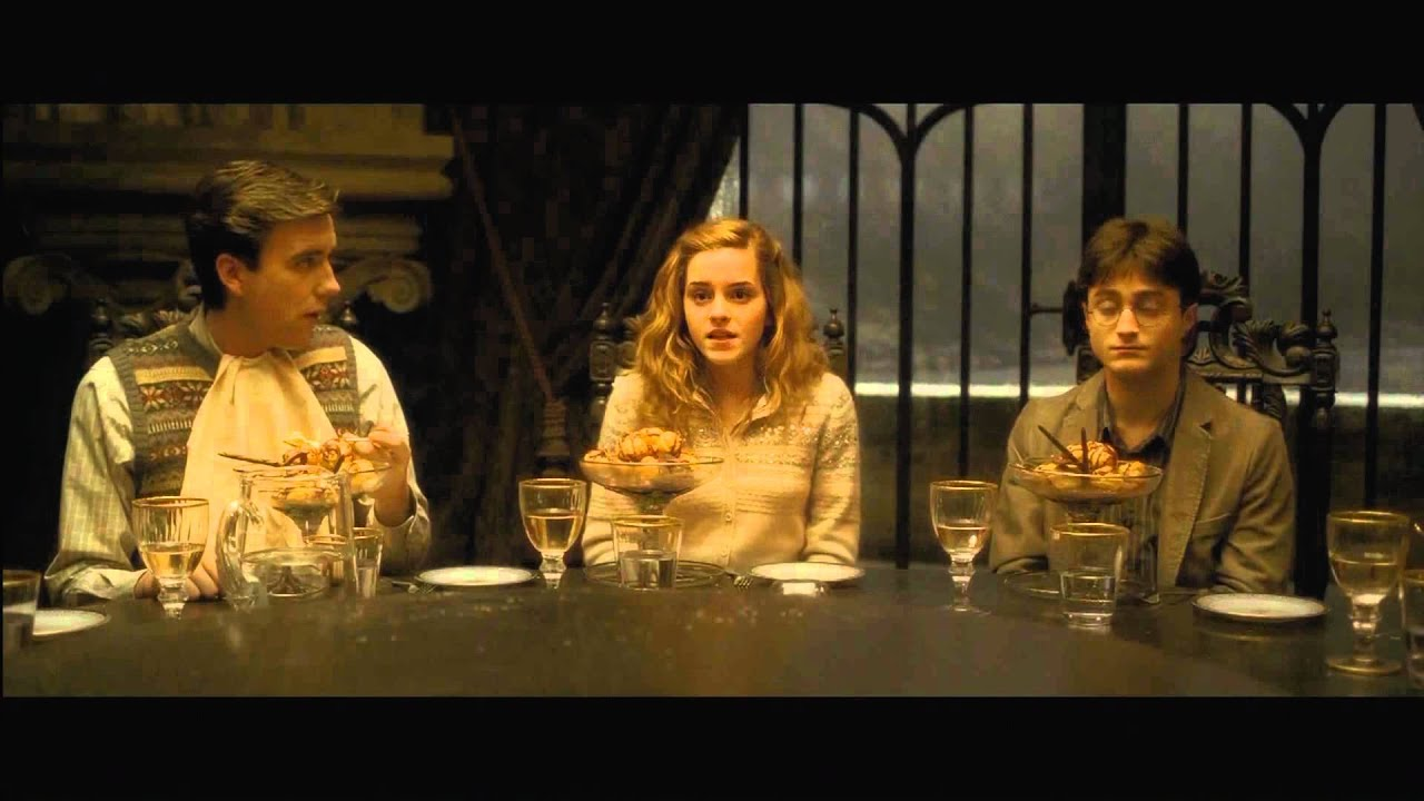 Slughorn's Dinner - Harry Potter and the Half-Blood Prince [HD]