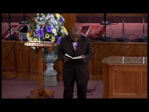"""The Last Fight""  Pastor Alex Horton"