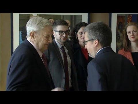 Soros donates to anti-Brexit group