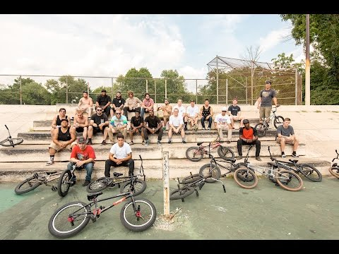 BMX - The Slow Jam, Philadelphia PA