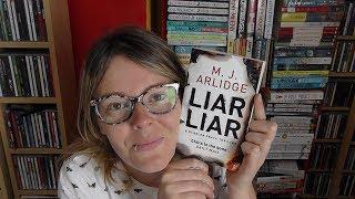 Book Review - Liar Liar by M. J. Arlidge