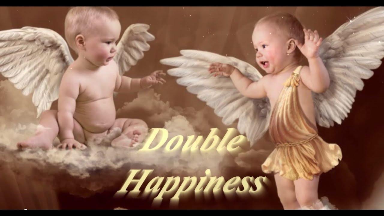 Поздравление с днем рождения с рождением близнецов 235