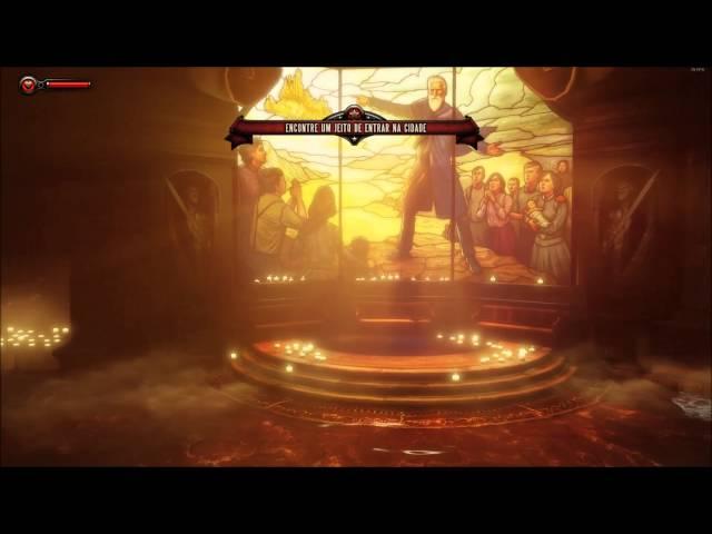 Bioshock infinite em um Q8300 + GTX 760, Ultra