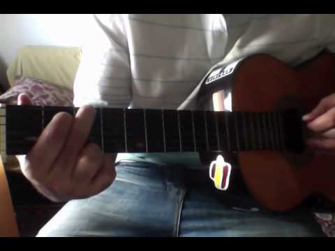 How to play (Como tocar) Ja Sei Namorar by Tribalistas with acoustic Guitar